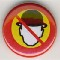 Men Without Hats Safety Dance Logo BADGE 136452