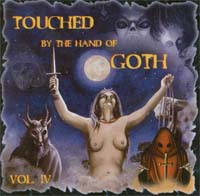 Various Artists / Sampler Touched By The Hand Of Goth 4 2CD 113285