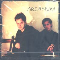 Arcanum Spoken Scream CD 113459