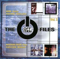 Various Artists / Sampler O-Files Part 3 CD 113493