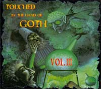 Various Artists / Sampler Touched By The Hand Of Goth 3 2CD 114004
