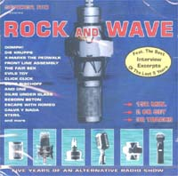Various Artists / Sampler Sender Rio - Rock & Wave 2CD 116307