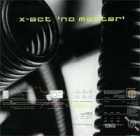 X Act No Matter CD 117057
