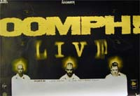 Oomph! Unrein - Live POSTER 120603