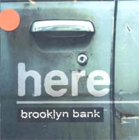 Here Brooklyn Bank CD 120920