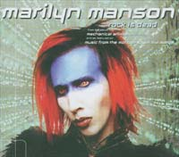 Marilyn Manson Rock Is Dead 1 MCD 121911