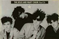 Jesus & Mary Chain Head On CARD 123886