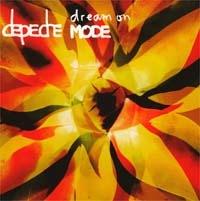 Depeche Mode Dream On - 7 - UK MCD 128905