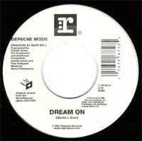 Depeche Mode Dream On / I Feel Loved 7'' 129962