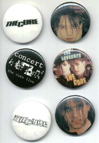 Cure Button-Set BADGE 134583