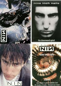 Nine Inch Nails Nine Inch Nails CARD 136153