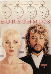 Eurythmics Eurythmics / When Tomorrow Comes CARD 136158