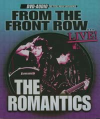 Romantics From the Front Row DVD 137494