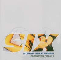 Various Artists / Sampler Modern Entertainment Vol. 6 CD 138699