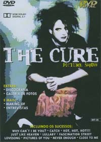 Cure Picture Show DVD 143273