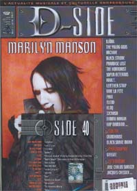 Various Artists / Sampler D-Side Magazine 40 CD/MAG 147201