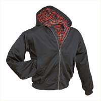 Jacke / Jacket - Hooded King George 59 black, XXL ??? 150919