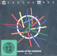 Depeche Mode Sounds Of The Universe CD+DVD 154802