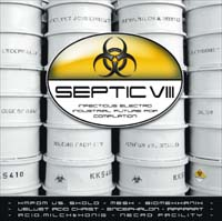 Various Artists / Sampler Septic Vol. 8 CD 156238