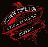 Aesthetic Perfection A Nice Place To Destroy CD 162313