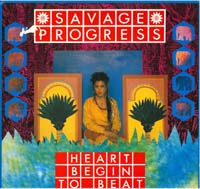 Savage Progress Heart Begin To Beat 12'' 561113