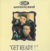 2 Unlimited Get Ready CD 561390
