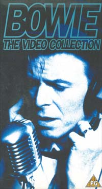 Bowie, David Video Collection VIDEO 562161