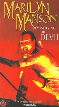 Marilyn Manson Demystifying The Devil VIDEO 562163