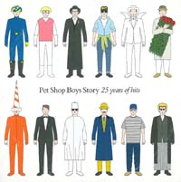 Pet Shop Boys Story - 25 Years Of Hits CD 566352