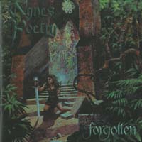 Agnes Poetry Forgotten CD 566513