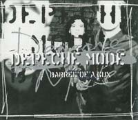 Depeche Mode Barrel Of A Gun - US-1 MCD 566680