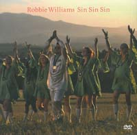 Williams, Robbie Sin, Sin, Sin MCD 566988