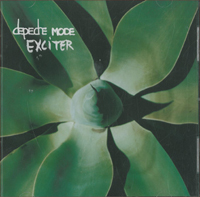Depeche Mode Exciter - Remastered CD 567701