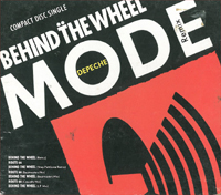 Depeche Mode Behind The Wheel - US MCD 567704