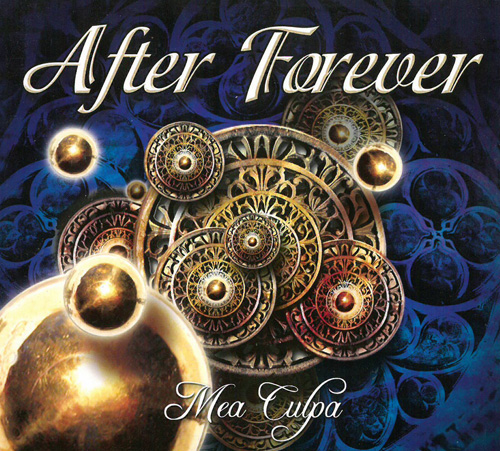 After Forever Mea Culpa - Promo 2CD 569215