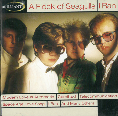 A Flock Of Seagulls I Ran - Live CD 569265