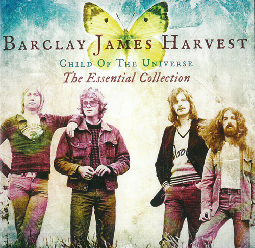 Harvest, Barclay James Child Of The Universe 2CD 569321