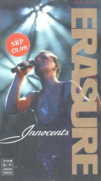 Erasure Innocents - Live VIDEO 570070