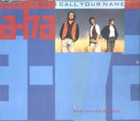 A-HA I Call Your Name MCD 570881
