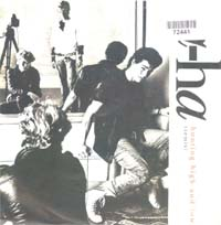 "A-HA Hunting High And Low 7"" 572441"