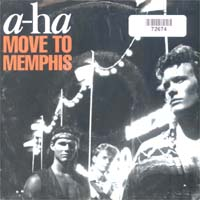 "A-HA Move To Memphis 7"" 572674"