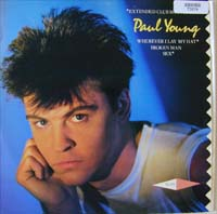 Young, Paul Whereever I Lay My Hat 12'' 573579
