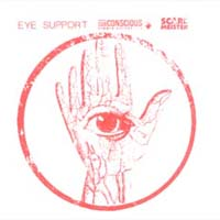 Subconscious Eye Support - Labelsticker ??? 574174