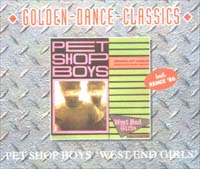 Pet Shop Boys West End Girls MCD 574346