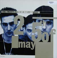 25th Of May Go Wild 12'' 574713
