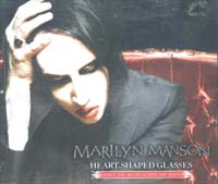 Marilyn Manson Heart Shaped - Promo MCD 575695