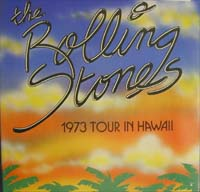 Rolling Stones 1973 Tour In Hawaii BOOK 576201