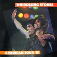 Rolling Stones American Tour '81 BOOK 576203