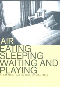 Air Eating, Sleeping, Waiting & Playing DVD 577041