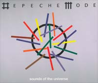 Depeche Mode Sounds Of The Universe - Mausmatte ??? 577696